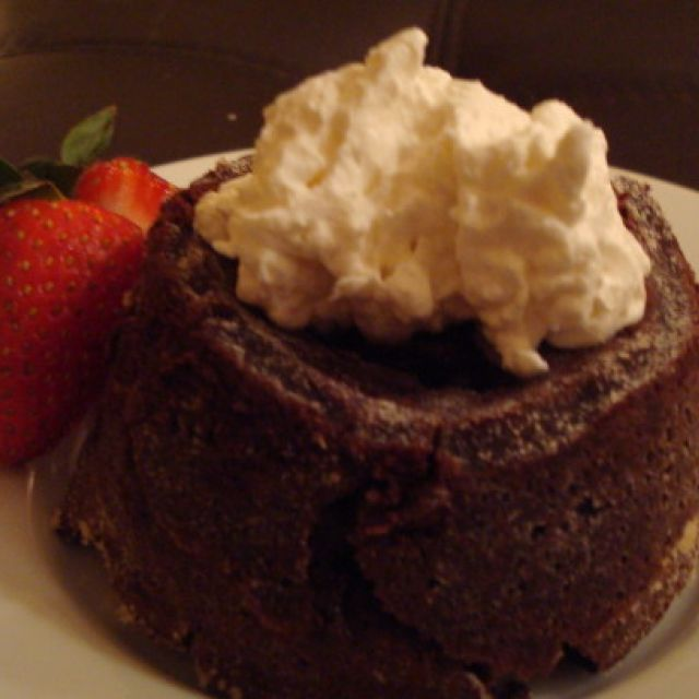 Warm Chocolate Cakes