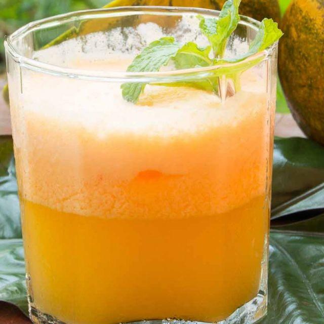 Cantaloupe (Melon) Juice