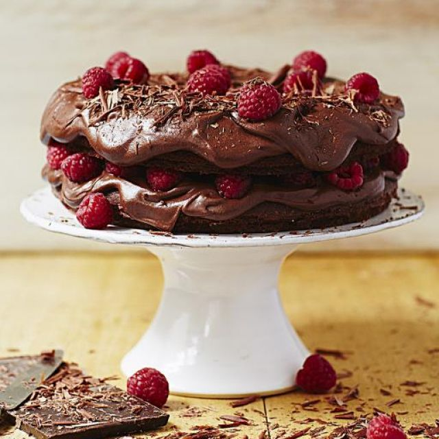 Epic Vegan Chocolate Cake