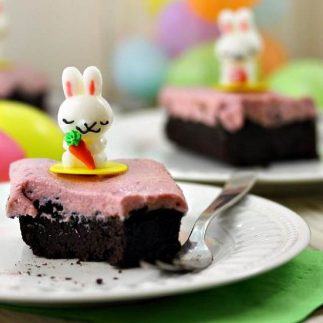 Gluten-Free Chocolate Easter Cake
