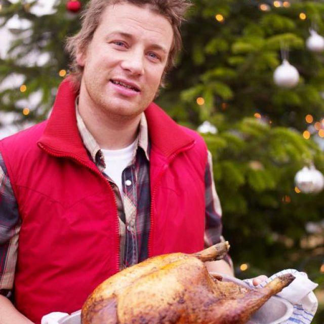 Jamie's Christmas Turkey
