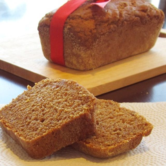 Perfect Pumpkin Bread for All (Gluten-Free and Vegan)