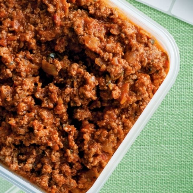 Quick Bolognese