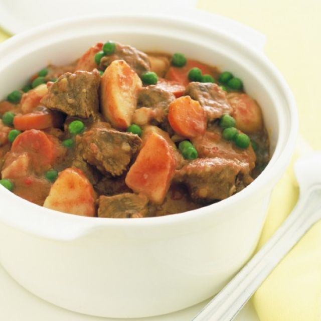 Slow-Cooked Casserole