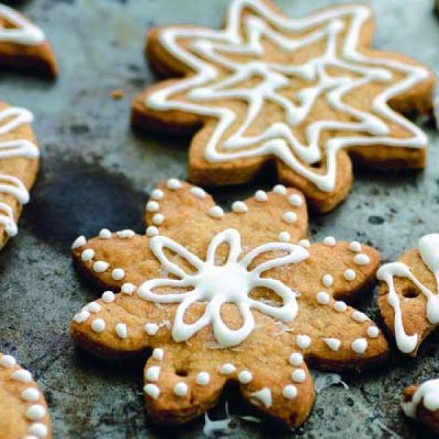 Sugar Christmas Cookie