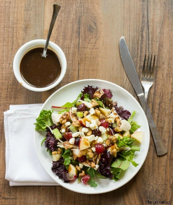 Waldorf Salad {California Pizza Kitchen Copycat} - Recipe #147689 ...