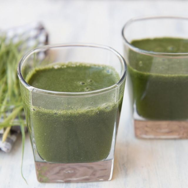 Wheat Grass Shikanji (Lemonade )