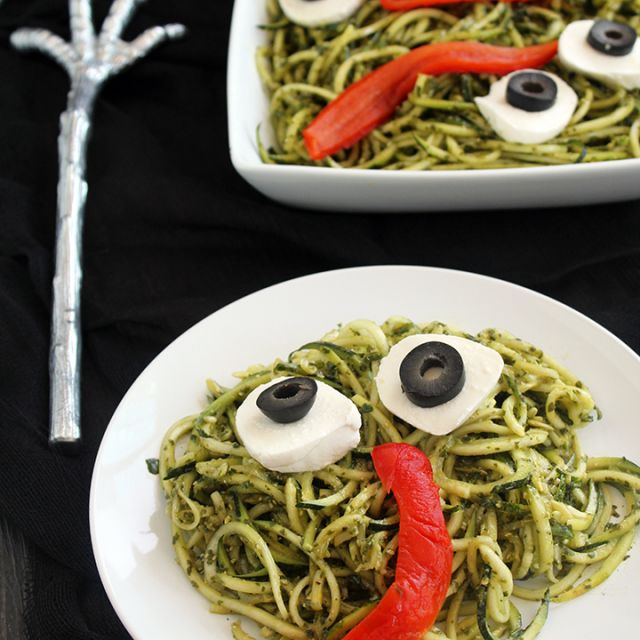 Healthy Kids' Halloween Party Idea