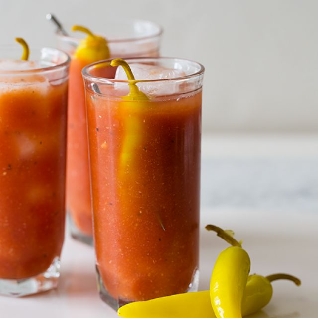 Simple Bloody Mary