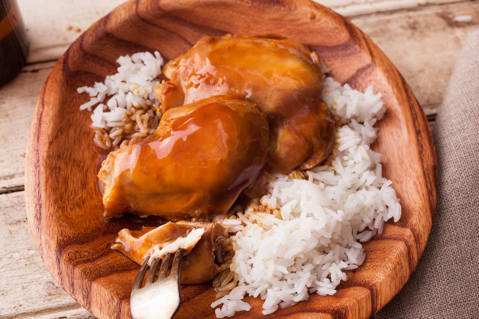 Slow Cooker Asian Style Chicken Thighs Recipe 163061 Foodgeeks