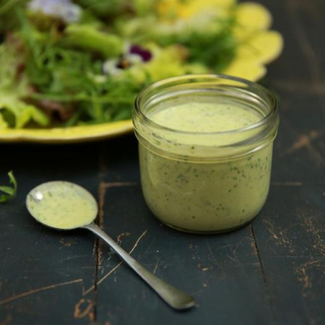 Zingy Fat-Free Dressing
