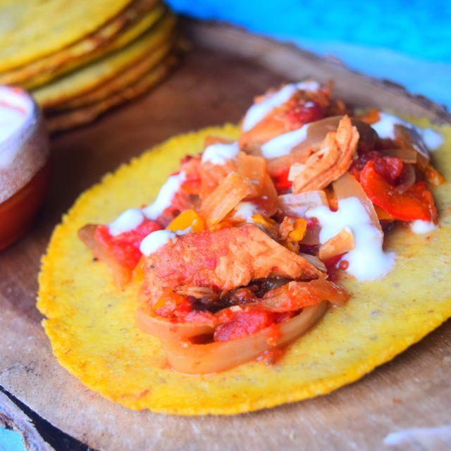 Gluten-Free Slow Cooked Fajitas
