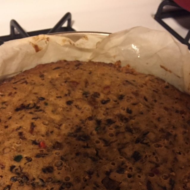 Mrs. Mackinnon's Christmas Fruit Cake