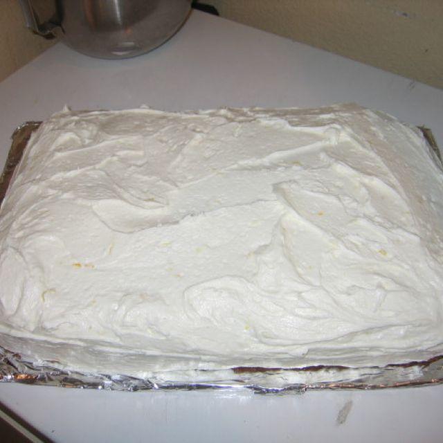 Lemon Glazed Cake the Best Ever