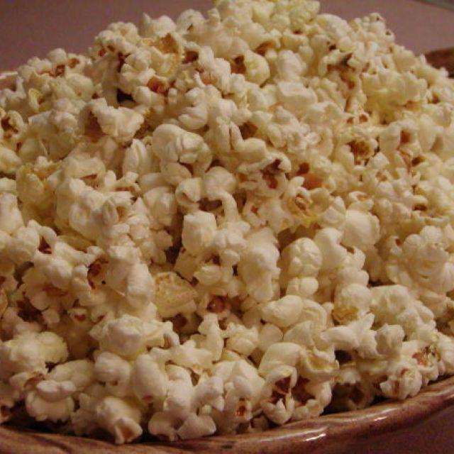 Popcorn (Stove Top)