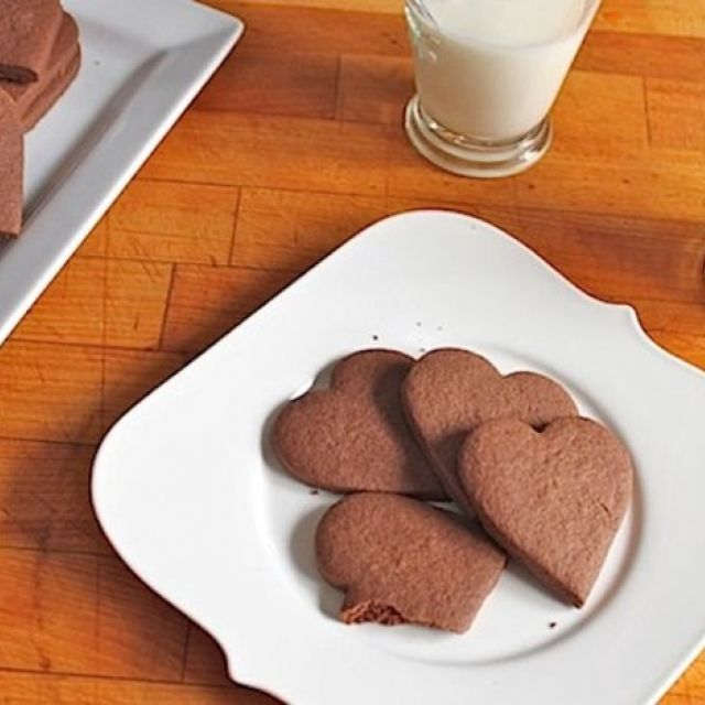 Gluten-Free Spicy Hot Chocolate Cookies