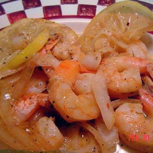 Southern Style Shrimp