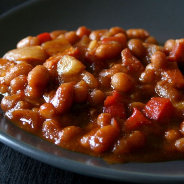 The Best (And Easiest) Baked Beans Ever
