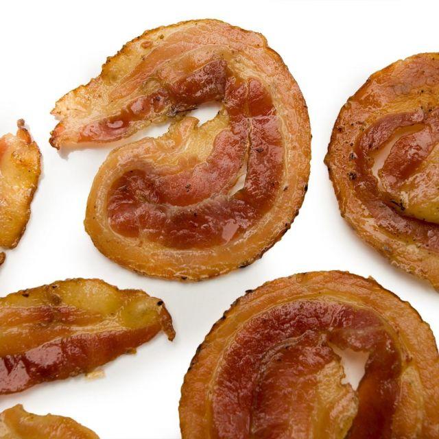 Pan-Crisped Pancetta