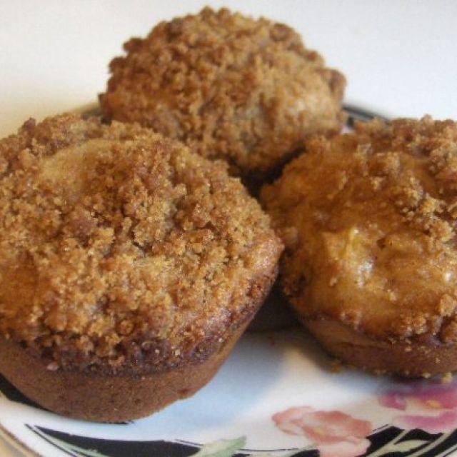 Erna's Apple Pie Muffins