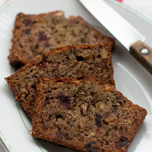 James Beard's Amazing Persimmon Bread