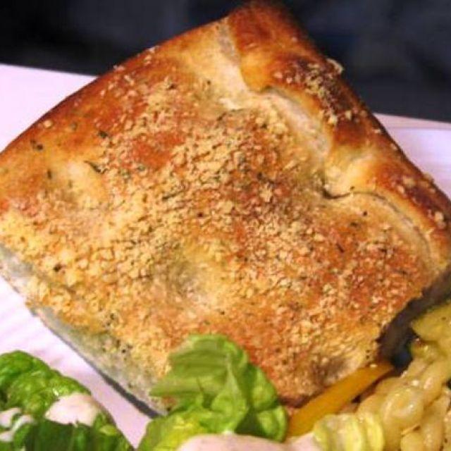 Easy Cheese Or Focaccia Bread