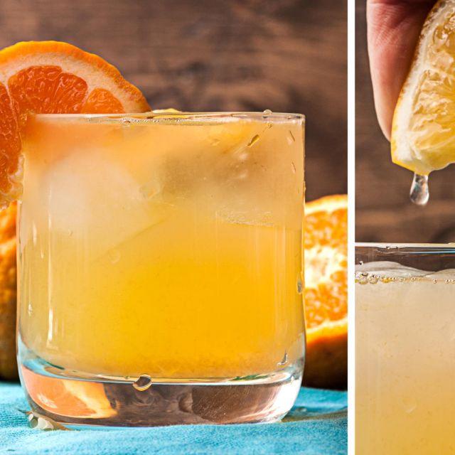 Tangerine Margarita