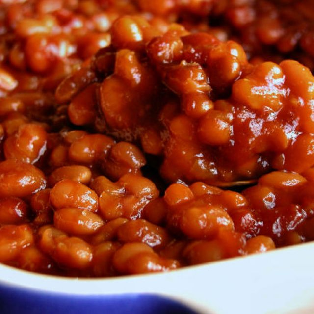 Quick and Easy Baked Beans