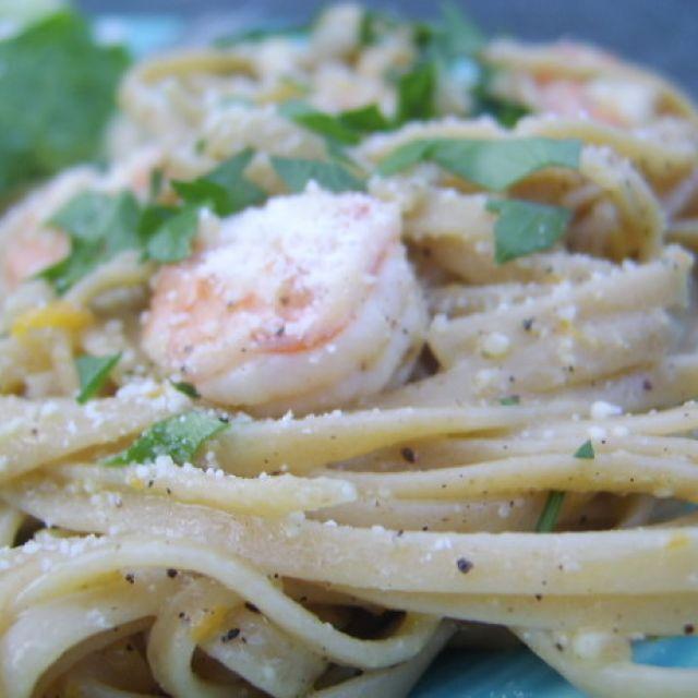 Citrus Garlic Shrimp