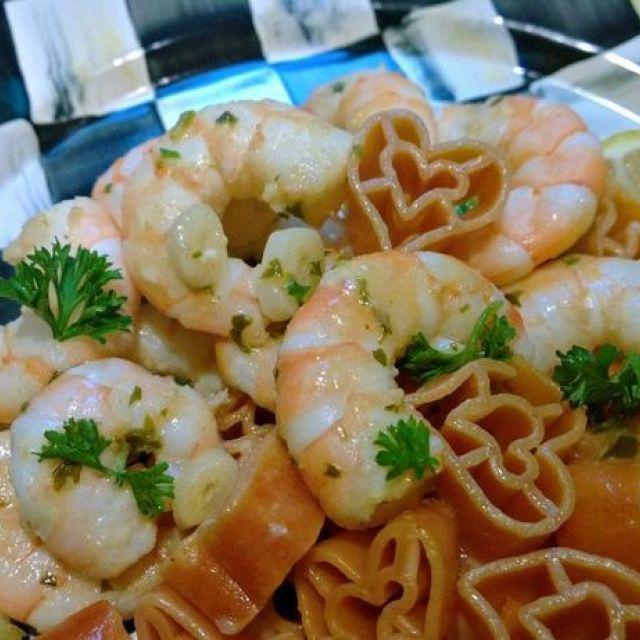 Garlic Lemon Shrimp - Taste of Home