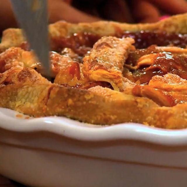5-Ingredient Apple Pie