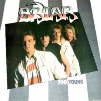 Briar - Too young LP