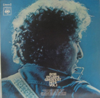 Bob Dylan Greatest Hits vol. 1 LP