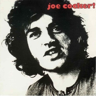 Joe Cocker - Joe Cocker! (1968) LP (imp. USA/capa com desgastes)