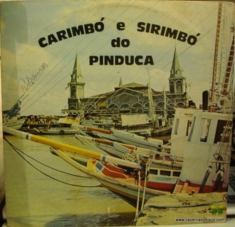 Carimbó e Sirimbó do Pinduca LP