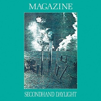 Magazine - Secondhand daylight LP (prensagem original/imp. GBR)