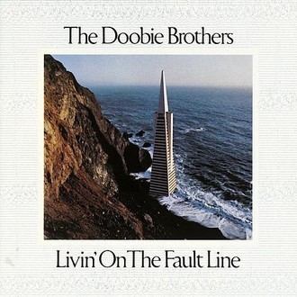 THe Doobie Brothers - Livin' on the fault line LP