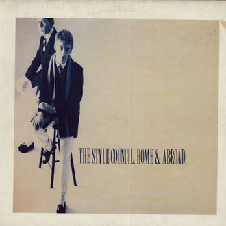 The Style Council - Home & Abroad LP
