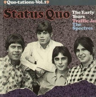 Status Quo - quotations vol.1 LP