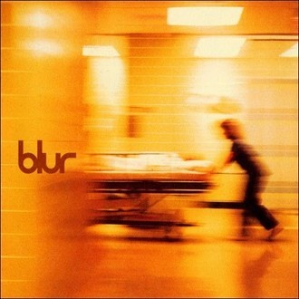 Blur (self titled) 1997 CD