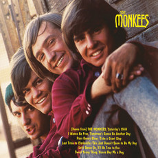 The Monkees debut CD (imp. USA)