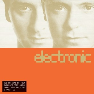 Electronic - Electronic album (1991) LP