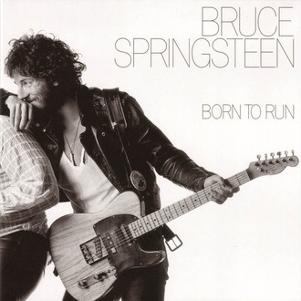 Bruce Springsteen - Born to run LP (imp. USA)