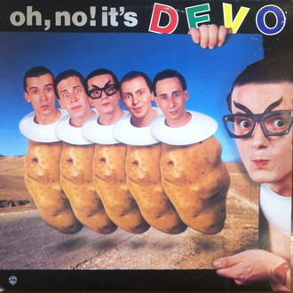 Devo - Oh, no! it's Devo LP
