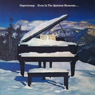 Supertramp - Even in the quietest moments... LP