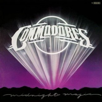 Commodores - Midnight magic LP