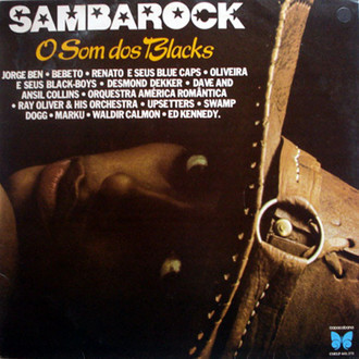 VA - Sambarock - o som dos blacks LP
