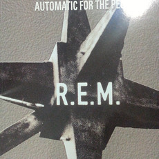 Livro R.E.M. - automatic for the people songbook