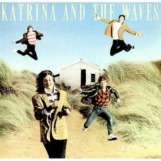 Katrina and the Waves - Waves LP