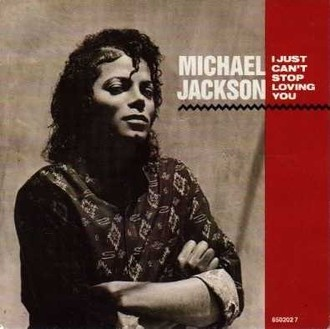 Michael Jackson - I just can't stop loving you compacto 7'